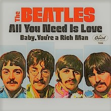 Beatles vše co potřebuješ je láska